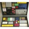 奖牌标识材料,进口双色板材料,电控面板材料