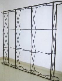 展架 拉网展架 展览展示 展示器材 铝合金