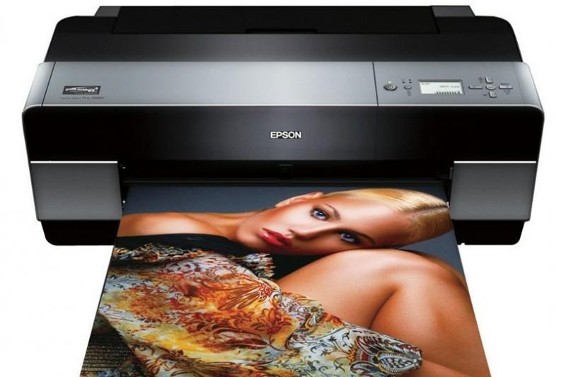 爱普生3890大幅面打印机