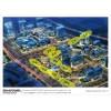 城市综合体导示系统设计、城市综合体标识系统设计