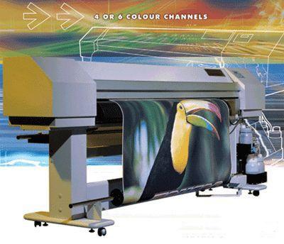 赛博高速型喷绘机Ultra-1000-12H