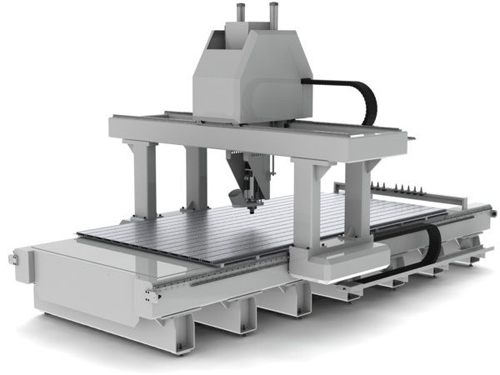 LT-CNC540 雕刻机