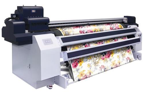 数码印花机让服装更炫
