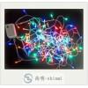 广告装饰LED彩色灯串10米100leds广州深圳中山批发