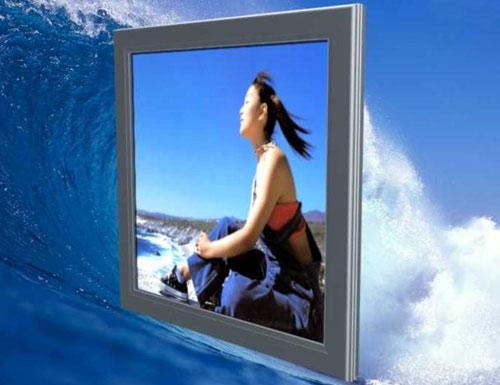 安装超薄广告灯箱安全需知