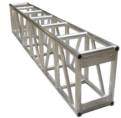 加强固定型方管桁架