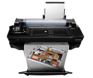 A1幅面写真机 HP T520西安售价16500元