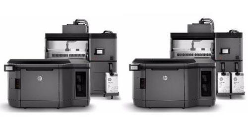 惠普将发布两款高端3D打印机 速度提高10倍