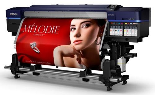 打造高端广告新境界  爱普生SureColor S80680微喷写真机强势来袭