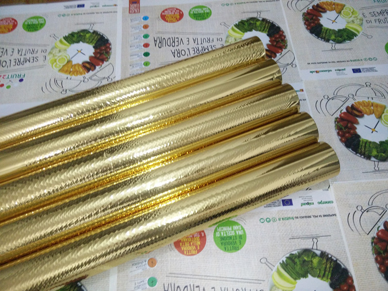 烫金纸电化铝尼龙料烫金纸