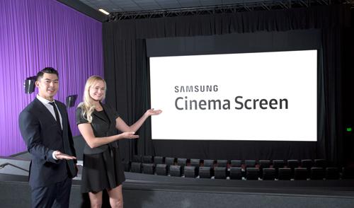 未来影院:三星电子新款LED电影屏幕技术首秀