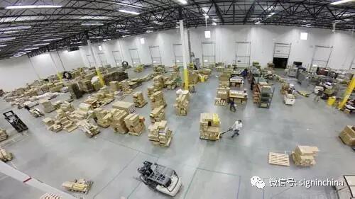 标识网美国仓二季度仓储费全免,助力ISA四月大展