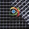 浙江工厂供应0.5mm厚大网格农业大棚PVC透明夹网布