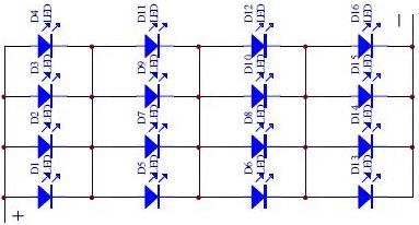 最全LED显示屏组装与连接示意图!