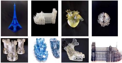 光敏树脂+3D打印技术,变革传统制造方式
