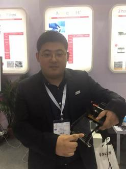 2017中国(深圳)国际触摸屏与显示展览会圆满落幕|再掀触控显示行业新热潮