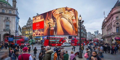 2017数字户外广告市场正红火 创意案例不断!