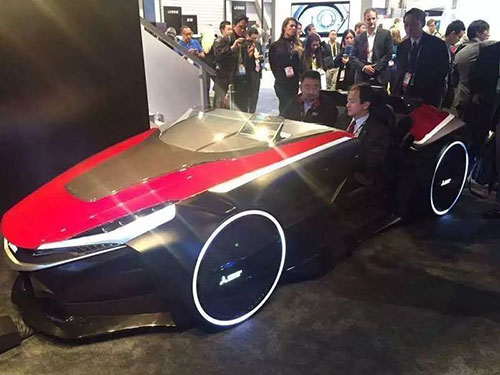 未来显示科技触手可及 交互式显示界面无处不在