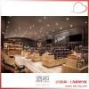 上海不红酒货架厂家 上海红酒伙计设计定制 上海红酒货架批慧翎供