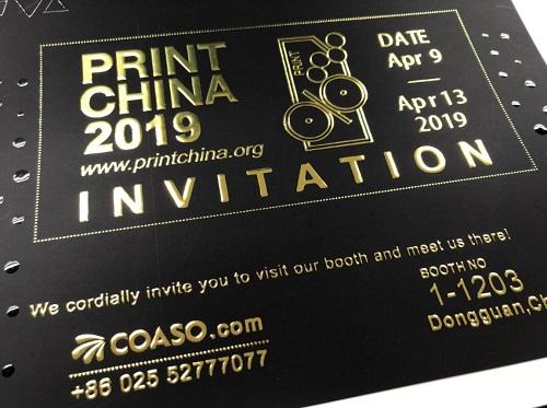聚焦2019中国(广东)国际印刷技术展览会:科思机电打印机搭载Xaar 1003喷头,真正内循环技术助力数码印刷