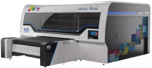 MS推出Mini Lario数码印花机