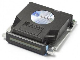 赛尔庆祝XAAR 128喷墨打印头问世20周年