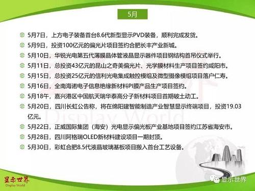 2019年中国显示产业那些事儿