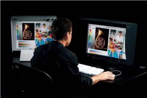 数码印花如何用软件减小色差