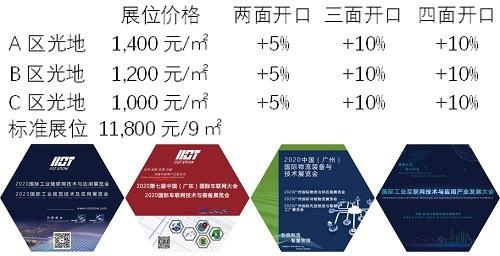 2020 国际工业物联网技术与应用展览