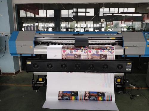 2020爱普生喷头在中国之I3200-A1 or 4720解析-热升华打印方案