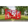 标识标牌-安全标识-标牌设计制作厂家成都主题公园雕塑制作