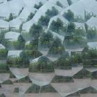 3D水立方3D菱形冷裱膜 立体膜 打印耗材 图文装裱3D炫膜