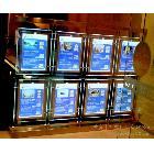 提供服务重庆哪里可以做广告双面灯箱重庆水晶双面超薄灯箱