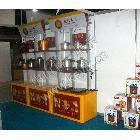 五金家电展示柜 电器店中店 电器展台 促销台 促销柜18