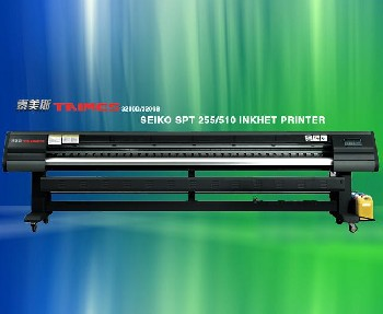 TAIMES 3206S SOLVENT PRINTER (SPT510 6HEADS)