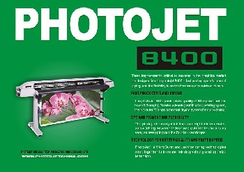 photojet8400写真机